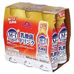 【4/16(金)配送分】トップバリュ M-1配合乳酸菌ドリンク 100ml×6
