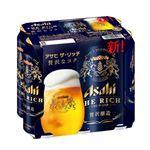 アサヒビール アサヒ ザ・リッチ 500mlX6