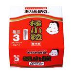 タカノフーズ おかめ納豆 極小粒ミニ3 50g×3