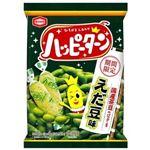 【4/16(金)配送分】亀田製菓 ハッピーターンえだ豆味 81g