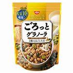 日清シスコ ごろっとグラノーラ 3種の大豆BIG 400g