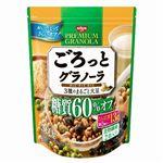 日清シスコ ごろっとグラノーラ 3種のまるごと大豆糖質オフ 360g