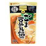 ミツカン ごま豆乳鍋つゆストレート 750g