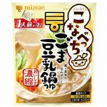 ミツカン こなべっち ごま豆乳鍋つゆ 36gx4