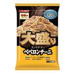 日清フーズ マ・マー 大盛りスパゲティ ペペロンチーニ 320g