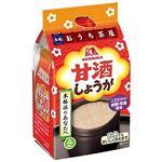 森永製菓 甘酒しょうが 4袋入