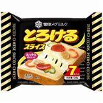 雪印メグミルク とろけるスライスチーズ 7枚入 126g