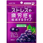 ロッテ マイニチケア ストレスや疲労感を軽減するタイプ グレープ味タブレット 19g