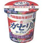 雪印メグミルク 恵 megumi ガセリ菌SP株ヨーグルト ベリーミックス 100g