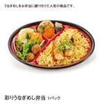 【10】【7/19~7/21配送限定】 彩りうなぎめし弁当 1パック