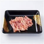 九州産 みつせ鶏もも肉切り込み鶏すき用 約140g(100gあたり(本体)258円)
