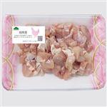 【1/26までの配送】トップバリュグリーンアイ 宮崎県産純輝鶏もも肉焼肉・鶏すき用 220g