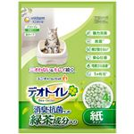 ユニ・チャーム デオトイレ 緑茶成分いり消臭サンド 取り替え品 4L