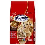 ユニ・チャーム 愛犬元気 ビーフ・緑黄色野菜・小魚入り 2.3kg(小分けパック4袋入)
