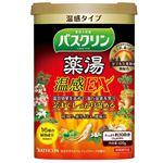 バスクリン バスクリン薬湯 温感EX 気分やすらぐパシフィックハーブの香り 600g