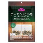 トップバリュ アーモンドと小魚 10袋入(60g)