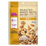 トップバリュ 素煎り3種のミックスナッツ 205g