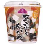 トップバリュ カップみそ汁 豆腐とわかめ 24.5g