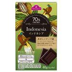 トップバリュ チョコレートタブレット(インドネシア産カカオ70%)40g(5g×8枚)