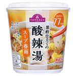 トップバリュ 酸辣湯 スープ春雨 23.5g