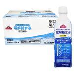 【ケース販売】トップバリュ 電解補水液 レモン風味 500ml×24本