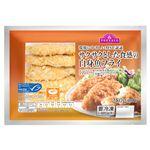 トップバリュ 環境にやさしいMSC認証 サクサクとした食感の白身魚フライ 【-18℃】 280g(10枚入)