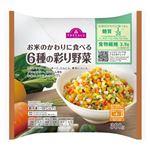 トップバリュ お米のかわりに食べる 6種の彩り野菜 300g