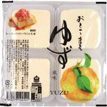 男前豆腐 ゆず風味豆腐 60g×4個組