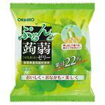 オリヒロ ぷるんと蒟蒻マスカットゼリー 120g(20g×6)