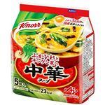 クノール 中華スープ フリーズドライタイプ 5食入 30g