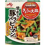味の素 CookDo きょうの大皿(合わせ調味料)豚バラピーマン用 100g(3~4人前)