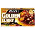 エスビー ゴールデンカレー辛口 198g(5~6皿分×2)