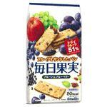 グリコ 毎日果実 プルーン&ブルーベリー 3枚×5袋入