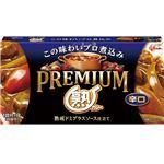 グリコ プレミアム熟カレー 辛口 160g(8皿分)