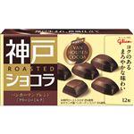 グリコ 神戸ローストショコラ バンホーテンブレンド クリーミーミルク 12粒