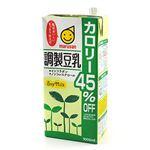 マルサン 調製豆乳 カロリー45%オフ 1000ml