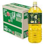 【ケース販売】伊藤園 お~いお茶 濃い茶 2000ml×6本