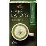 味の素 ブレンディ カフェラトリースティック 濃厚抹茶ラテ 12g×6本