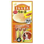 いなばペットフード INABA ちゅ~る とりささみ チーズ味  14g×4本入