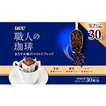 UCC 職人の珈琲 ドリップコーヒー まろやか味のマイルドブレンド 7g×30杯分
