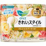 花王 ロリエ きれいスタイル プレシャスブーケの香り 72コ入
