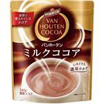 片岡物産 バンホーテン ミルク ココア 240g