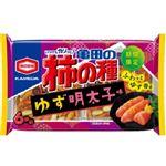 亀田 亀田の柿の種ゆず明太子味6袋詰