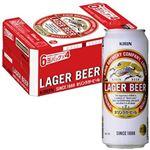 【ケース販売】キリン ラガービール 500ml×24缶