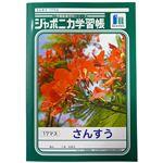 ショウワノート ジャポニカ学習帳 さんすう(17マス)B5(JL2)