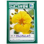 ショウワノート ジャポニカ学習帳 かんじれんしゅう(84字)B5(JL-49)