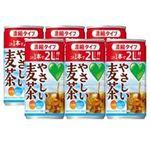 ☆ サントリー GREEN DA・KA・RA やさしい麦茶 濃縮タイプ 180g×6本
