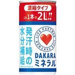 ☆ サントリー DAKARAミネラル 濃縮タイプ 195g