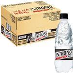 【ケース販売】サントリー THE STRONG 天然水スパークリング 510ml×24本