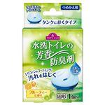 トップバリュ 水洗トイレ用芳香防臭剤タンクにおくタイプ フルーティな香り つめかえ用 25ml